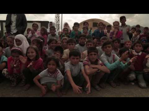 Skills Training for Syrian Youth and Women Refugees in Turkey (short version)