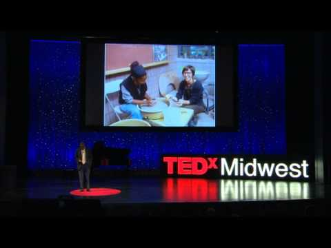 Environments change behavior: Bill Strickland at TEDxMidwest Youth