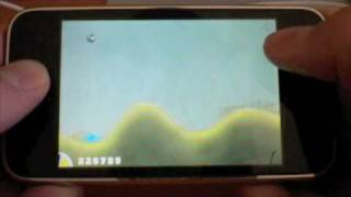 How to get to island 10 in Tiny Wings