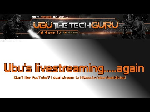 Testing my dedicated Linux streaming server