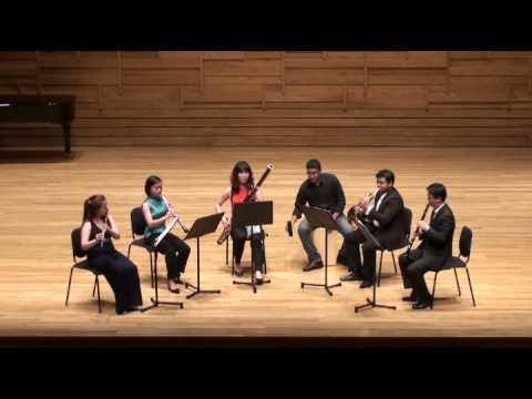 Piazzolla - Libertango for woodwind quintet (arr. Jeff Scott)