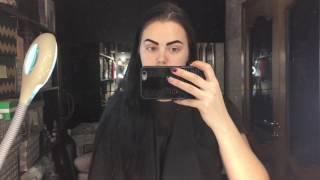 Окрашивание бровей хной sexy brow Hanna