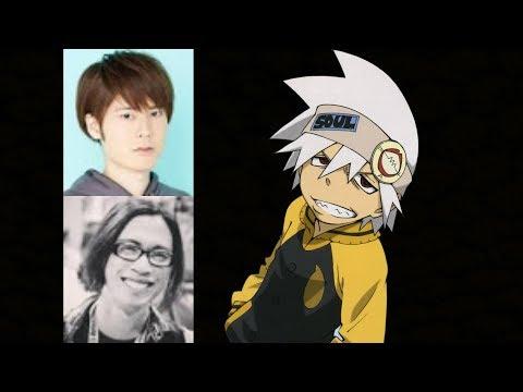 Anime Voice Comparison- Soul Eater Evans (Soul Eater)