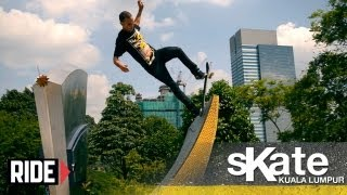 Baixar SKATE Malaysia with Kieron Brodie