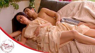 Gabriela se enamora de Fausto Donde reina el amor... Como dice el dicho
