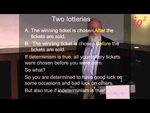 Daniel Dennett : Tools To Transform Our Thinking