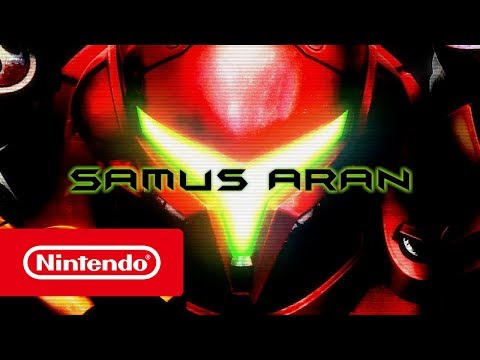 Metroid: Samus Returns - Overview Trailer (Nintendo 3DS)