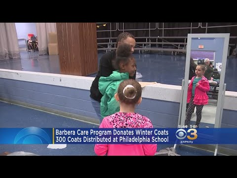 Local Car Dealer Provides 300 Winter Coats For Philadelphia Students In Need