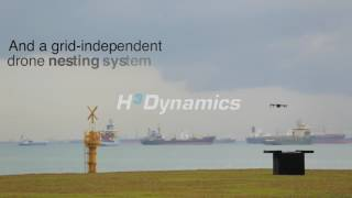 Watson IoT and H3 Dynamics Dronebox