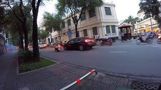 CSGT đánh võng mở đường ép Kia K3 đẹp mắt vào giờ cao điểm - Police swing in heavy traffic