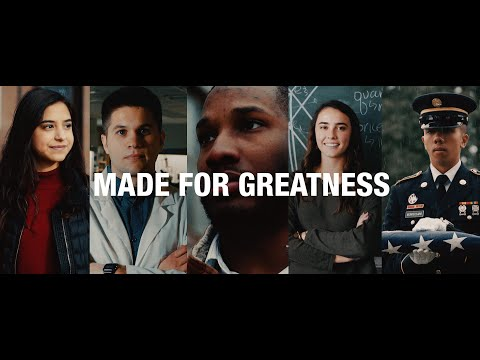 Made for Greatness - Benedictine College