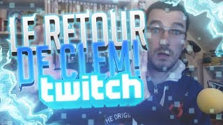 BEST OF #0 Enfin le retour en Live sur Twitch