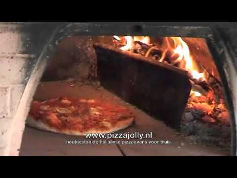 Pizza Oven Tuin : Houtgestookte pizzaoven pizzajolly voor italiaanse pizza thuis in de