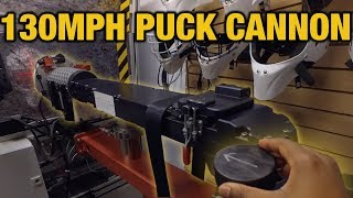Exclusive tour of CCM Hockey