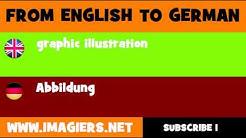 DEUTSCH   ENGLISCH  = Abbildung