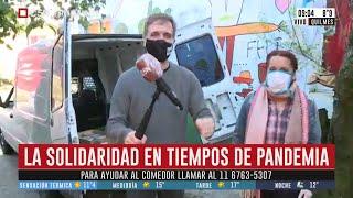 La solidaridad en tiempos de pandemia