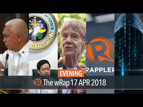 Evasco and NFA Council, Guevarra on Napoles, Bureau of Immigration releases Fox | Evening wRap