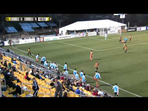2015 Carolina Challenge Cup - Houston Dynamo vs. Charleston