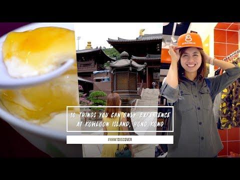 10 Things YouCan Only Experience At Kowloon Island, Hong Kong