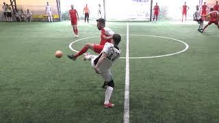 Полный матч YBC Энергия R CUP Турнир по мини футболу в Киеве