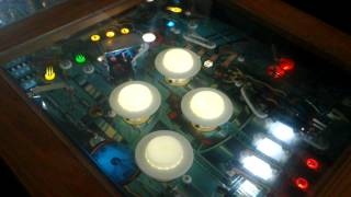 Pinball Coffee Table Light Sequence