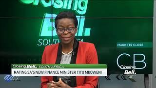 Rating SA's new finmin Tito Mboweni