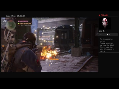 """The Division - Solo farming Global Event """"Strike"""" - PS4"""