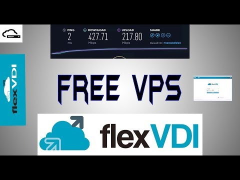 How To Get Free VPS Linux/Windows  [New 2018]