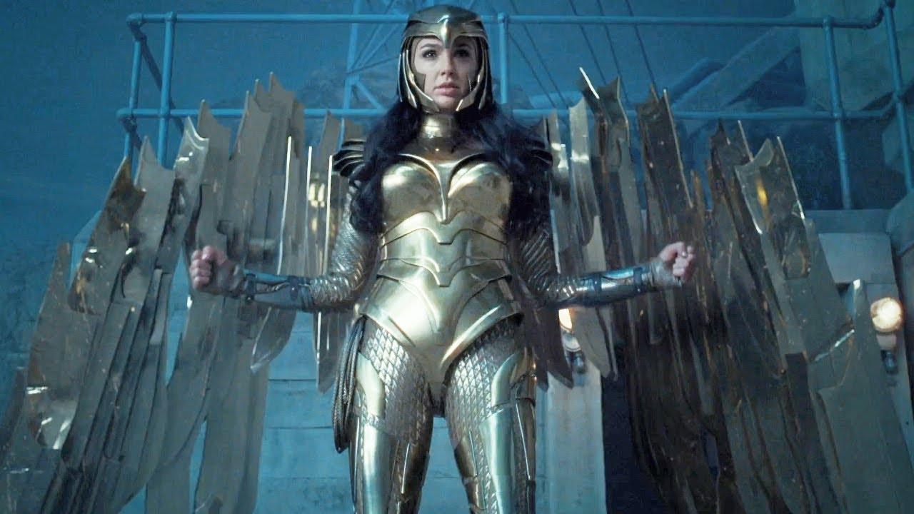 Download Wonder Woman 1984 / Golden Armor Final Fight Scene (Diana vs Cheetah)