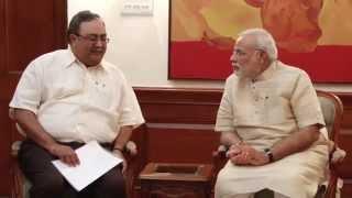 Shri Saurabh Patel, Minister, Govt of Gujarat, calls on PM