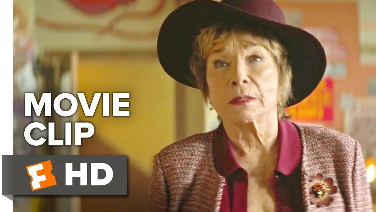 The Last Word Movie CLIP - Job (2017) - Shirley MacLaine Movie