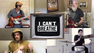 """""""I Can't Breathe"""" – BLACK LIVES MATTER"""