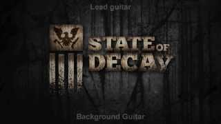State of Decay-Hope Prevails By Jesper Kyd Guitar Tutorial