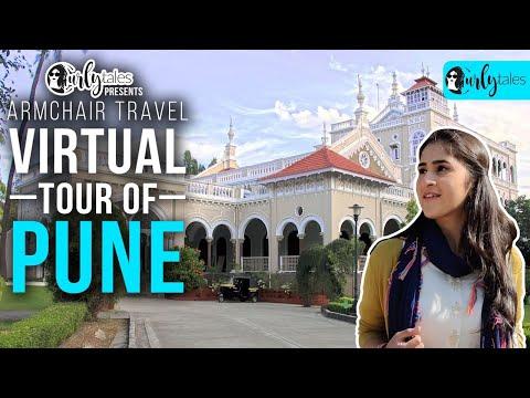 Virtual Tour Of Pune, Maharashtra | Curly Tales