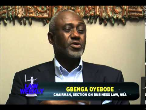Legal Practitioners Should Step Up To International Standards -- Oyebode