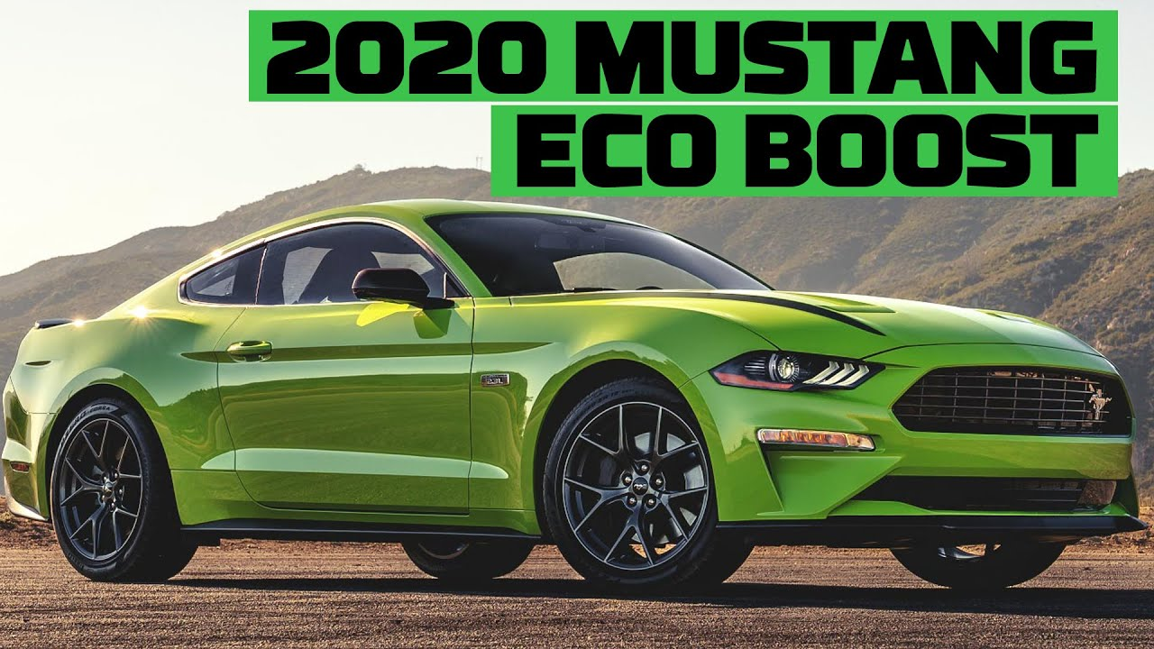 2020 Ford Mustang EcoBoost on the Track! | Tire Rack's Hot Lap | MotorTrend