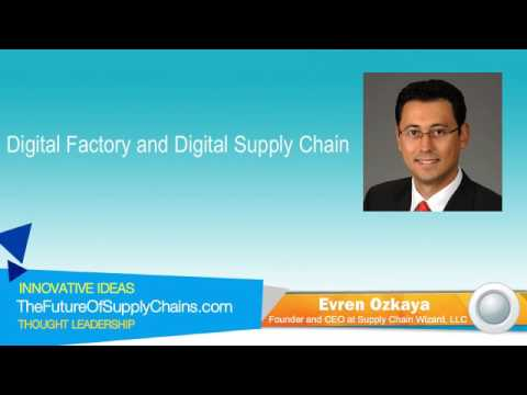 Digital Factory and Digital Supply Chain