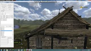 Scene making for Mount & Blade: Warband