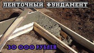 видео Выбираем фундамент под дом из бруса