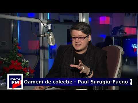 Oameni de colecție - Paul Surugiu - Fuego