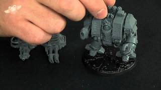 Darrell Takes a Look at the Venerable Dreadnought