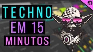 Techno em 15 Minutos - Desafio dos 15 Minutos #01