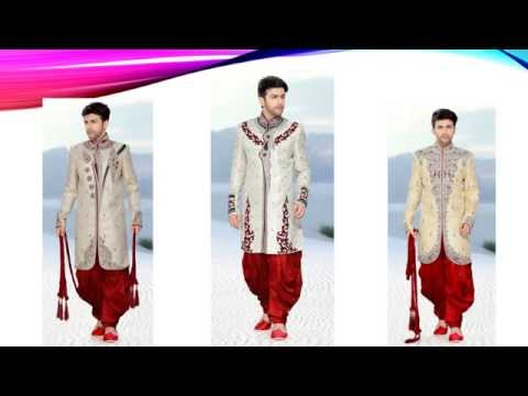 Sherwani  Mens Ethnic Wear for Special Occasion