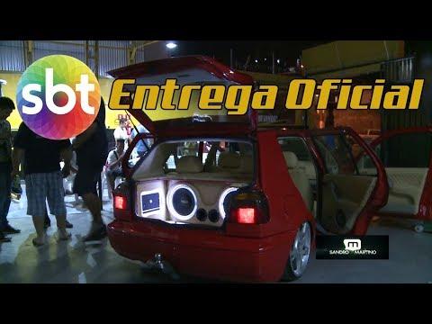 GOLF MK3 ENTREGA OFICIAL  MOTOR HOT ||  Na Reforma Car,  Entrevista Programa SBT| Golf mk3 wire tuck