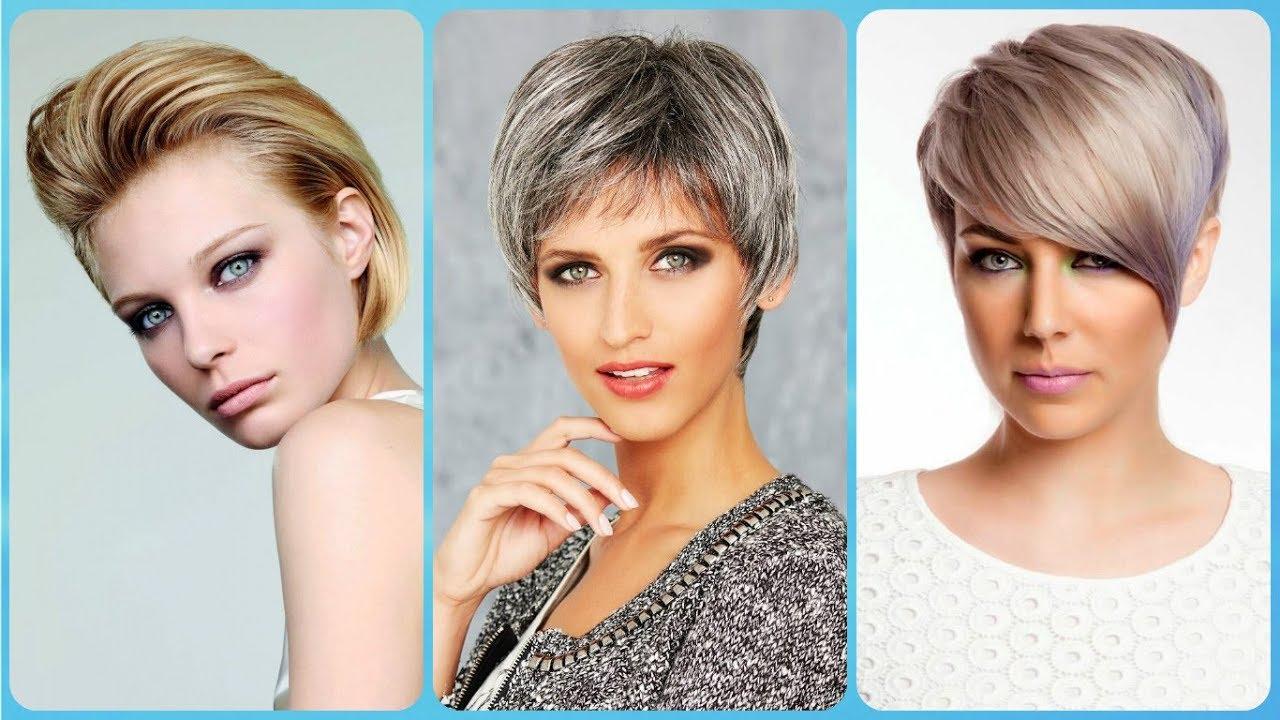 Tagli capelli corti biondi 2019