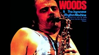 Phil Woods & The Japanese Rhythm Machine - Spring Can Really Hang You Up the Most