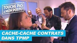 Cache-Cache TPMP : les chroniqueurs doivent trouver leurs contrats !