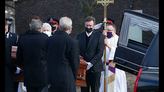 CANADA'S HOCKEY DAD: Walter Gretzky laid to rest at age 82