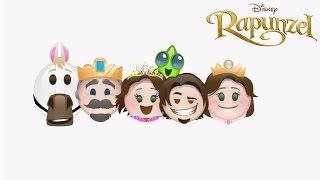 Rapunzel | Verteld met Disney Emoji | Disney NL