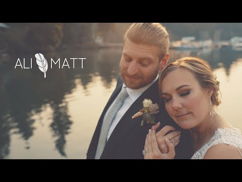 The sweetest vows that made us cry! | Seattle wedding video at HeyDay Farm